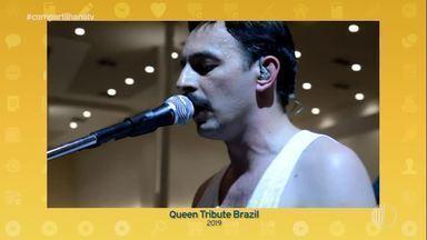 Entrevista com Roger Santorini, vocalista da banda Queen Tribute Brazil - Assista ao vídeo!