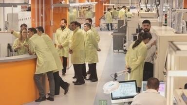 Laboratório de tecnologia é inaguruado em Florianópolis - Laboratório de tecnologia é inaguruado em Florianópolis