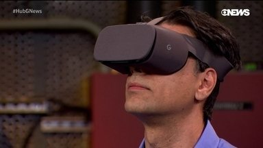 A realidade virtual que aproxima experiências