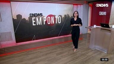 GloboNews Em Ponto – Edição de segunda-feira, 2/12/2019