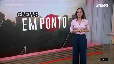 GloboNews Em Ponto - Edição de terça-feira, 3/12/2019