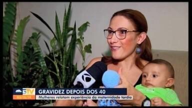 MG Responde aborda gravidez tardia com presença de obstetra de Divinópolis - Cidade recebe encontro de gestantes, realizado pela Secretaria de Saúde.