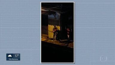 Uma outra ação de policiais em Paraisópolis começou a ser investigada - Foi depois da divulgação de um outro vídeo gravado no dia 19 de novembro