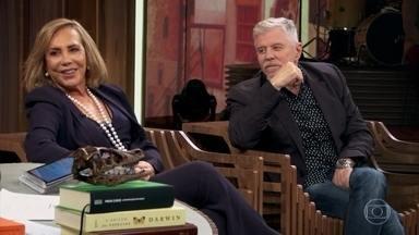Arlete Salles e Miguel Falabella falam sobre a importância da comédia - Os dois afirmam que não é fácil fazer comédia