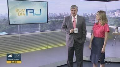 Bom dia Rio - Edição de quarta-feira, 04/12/2019 - As primeiras notícias do Rio de Janeiro, apresentadas por Flávio Fachel, com prestação de serviço, boletins de trânsito e previsão do tempo.