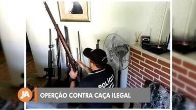 Operação policial acontece em Canguçu e Piratini - Assista ao vídeo.