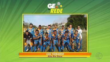 GE na Rede tem jogo beneficente e troféu pela Zona da Mata - Viçosa, Juiz de Fora e Alto Rio Doce aparecem no Globo Esporte da TV integração
