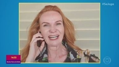 Cátia Damasceno fala sobre os limites do amor de mãe - O 'Coisas do Coração' desta semana aborda as histórias de mães como as da novela das 9