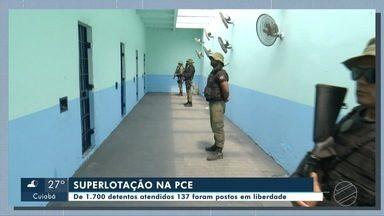 Defensoria Pública apresenta resultado do Mutirão Carcerário - Defensoria Pública apresenta resultado do Mutirão Carcerário.