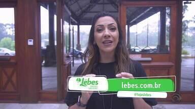 Colaborador das Lojas Lebes é surpreendido no 'Posso Entrar?' deste sábado (7) - Assista ao vídeo.
