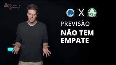 Central de Estatísticas #9: Cruzeiro x Palmeiras - Central de Estatísticas #9: Cruzeiro x Palmeiras