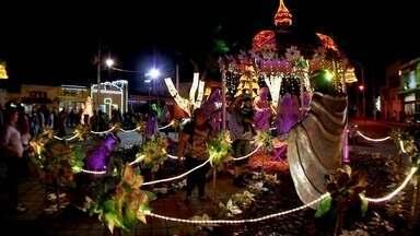 Decoração de Natal é destaque em Guararema - A decoração de Natal, além de bonita, precisa ser sustentável em Guararema.