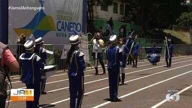 Concurso de bandas e fanfarras acontece em Senador Canedo - TV Anhanguera é a emissora oficial do evento.