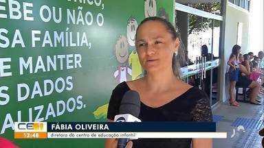 Projeto de valores humanos chega a cidade de Várzea Alegre - Saiba mais em g1.com.br/ce