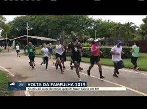 Atletas do Leste de Minas vão participar da volta da Pampulha em BH - Participantes preparam para participar da corrida que acontece neste domingo(8).