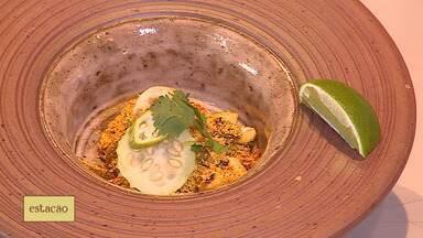Aprenda a receita de uma deliciosa farofa sergipana - Passo a passo é bastante prático.