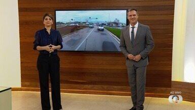 Veja os destaques do Bom Dia Goiás - Entre os principais assuntos estão acidentes com motociclistas que aconteceram na madrugada.
