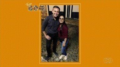 Veja quem não perde um Bom Dia Goiás - Envie a nós a sua foto, vídeo ou mensagem.
