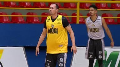 Mogi Basquete enfrenta o Basquete Cearense pelo NBB - Partida é na noite desta segunda-feira (9), na casa do adversário.