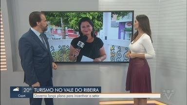 Governo de São Paulo lança plano de incentivo ao setor turístico no Vale do Ribeira - Governo busca explorar o turismo ecológico na região.