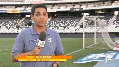 Ceará empata com o Botafogo e crava permanência na Série A em 2020 - Acompanhe na reportagem de Caio Ricard