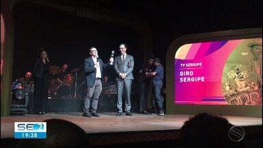 'Giro Sergipe' vence o Prêmio Globo de Programação na categoria 'Melhor Programa Local' - 'Giro Sergipe' vence o Prêmio Globo de Programação na categoria 'Melhor Programa Local'.