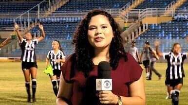 Meninas do Ceará conquistam bicampeonato cearense - Acompanhe na reportagem de Beatriz Carvalho