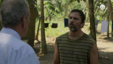 Teaser 'Bom Sucesso' 13/12: Padre Paulo pede para Elias voltar para o Rio de Janeiro - undefined