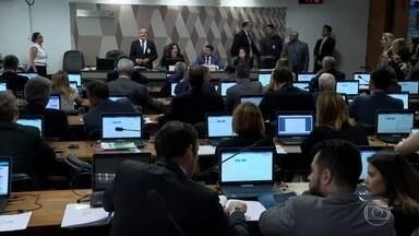 CCJ do Senado aprova projeto de lei que reestabelece a prisão após a 2ª instância - Ainda falta mais uma votação na Comissão de Constituição e Justiça para a proposta seguir para o plenário.