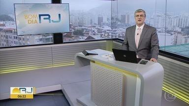 Bom dia Rio - Edição de quarta-feira, 11/12/2019 - As primeiras notícias do Rio de Janeiro, apresentadas por Flávio Fachel, com prestação de serviço, boletins de trânsito e previsão do tempo.