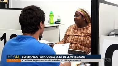 Emprego: Curitiba e Região Metropolitana têm 3.216 vagas abertas - Muitas destas vagas não exigem experiência