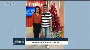 Campanha da TV Liberal 'Natal Pai D'égua' recebe doações - Campanha da TV Liberal 'Natal Pai D'égua' recebe doações