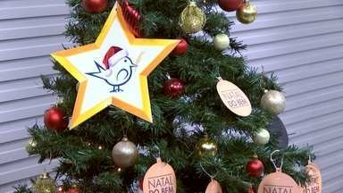 Telespectadores deixam mensagens para a Campanha Natal do Bem - Campanha do Grupo RBS em parceria com o Banco de Alimentos vai arrecadar alimentos para doar para famílias carentes