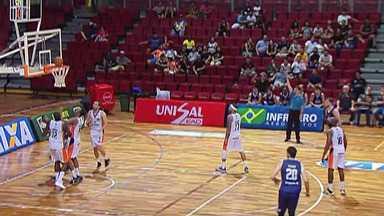Mogi Basquete enfrenta o Unifacisa, na Paraíba, nesta quarta-feira (11) - Time busca segunda vitória seguida fora de casa.