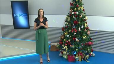 Campanha de Natal da RPC: bairro Neva receberá a 'Árvore do Bem' nesta quinta-feira - Valdinei Rodrigues e Cícero Bittencourt estarão em frente à Igreja católica recebendo doações de alimentos.