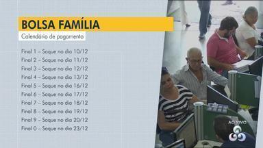Beneficiários do Bolsa Família recebem o décimo em RO - Cadastrados devem ficar atentos as datas.