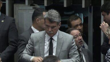 PF investiga suposto esquema de candidaturas laranjas em Roraima - Entre os suspeitos estão o ex-senador Romero Jucá e o filho dele Rodrigo Jucá