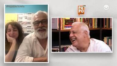 Autores e Antonio Fagundes brincam com uma possível continuação da novela Bom Sucesso - undefined