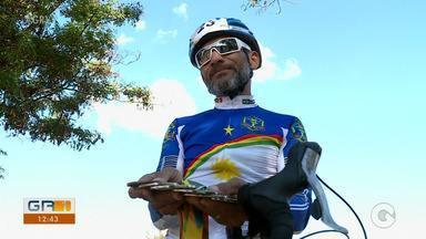 Paraciclista de Petrolina alcança resultados importantes em competições nacionais - Força, dedicação e disciplina.