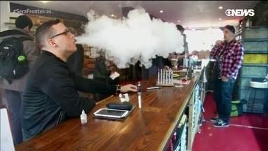 Vaping - Os perigos do cigarro eletrônico