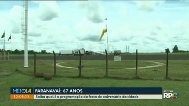 Aeroporto de Paranavaí será palco de festa do aniversário da cidade - Na programação, show com a banda Paralamas do Sucesso.
