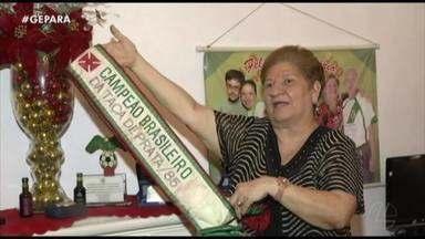 Graciete Maués é a primeira mulher presidente da Tuna Luso - Graciete Maués é a primeira mulher presidente da Tuna Luso