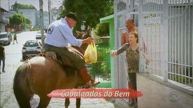 Confira os destaques do Galpão Crioulo deste domingo (15) - Assista ao vídeo.