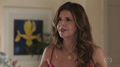 Carla e Thiago ficam nervosos com sumiço de Anjinha - Marco aparece e Carla conta que Anjinha fugiu