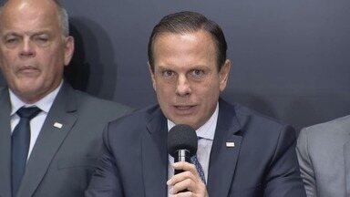 Governo do Estado anuncia verba para reforma emergencial da Ponte dos Barreiros - Convênio entre o Governo do Estado e Prefeitura de São Vicente foi assinado nesta sexta-feira (13).