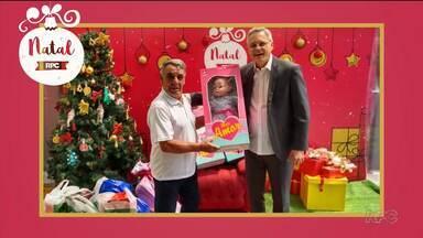 Participe da Campanha de Natal da RPC! - Você pode trazer um brinquedo na sede da RPC, em Curitiba.