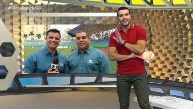 Equipe da TV Anhanguera marca presença na final da Taça das Favelas - Decisão entre Carolina Park e Parque Atheneu terá transmissão ao vivo.