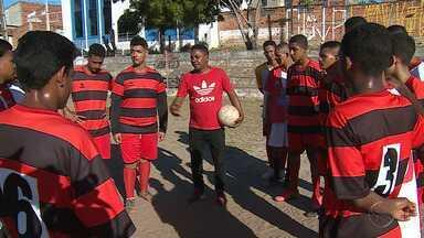 Garra FC se prepara para disputa do Velho Chico Cup - Garra FC se prepara para disputa do Velho Chico Cup