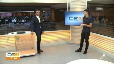 Diego Twardy traz os destaques do esporte - Confira mais notícias em g1.globo.com/ce