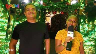 'Diz Aí' mostra o desejo das pessoas para o Natal - Galera do Daqui foi até as ruas da cidade de São Luís para saber para quem as pessoas querem desejar um Feliz Natal nesta no de 2019.